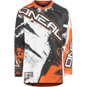 ONeal Element - Maillot manches longues Homme - Shocker orange/Multicolore